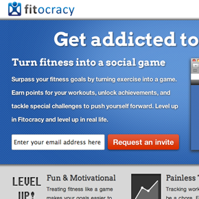 Bootstrapped Startup Fitocracy Helps You Level Up in Real Life (Beta Invites Included)