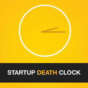 Startup Death Clock – The Startup Foundry
