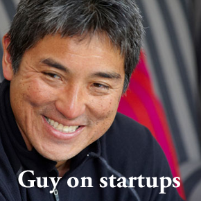 Guy Kawasaki on startup metrics, mistakes, and enchantment