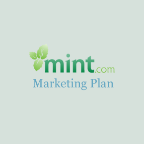 Mint's Original Marketing Plan (circa 2007)
