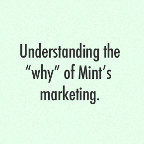 The thinking behind Mint's original marketing plan with Noah Kagan