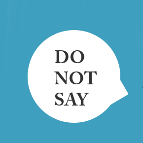 Do Not Say